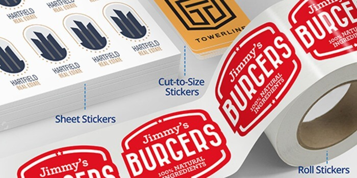Why Should You Consider Sticker Printing? Here are 4 reasons behind it