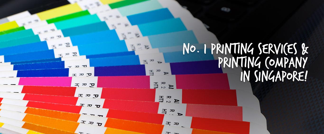 Singapore Printing Companies